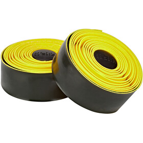 Fizik Vento Microtex Tacky Stuurlint 2mm, yellow fluo/black